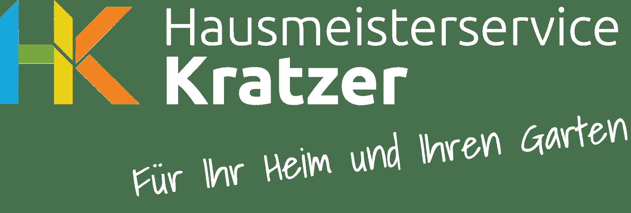 """Logo mit Schriftzug """"Für Ihr Heim und Ihren Garten"""" von Hausmeisterservice Kratzer aus Bayreuth / Kulmbach"""